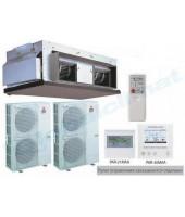 Mitsubishi Electric PEA-RP400GAQ / 2xPUHZ-P200YKA